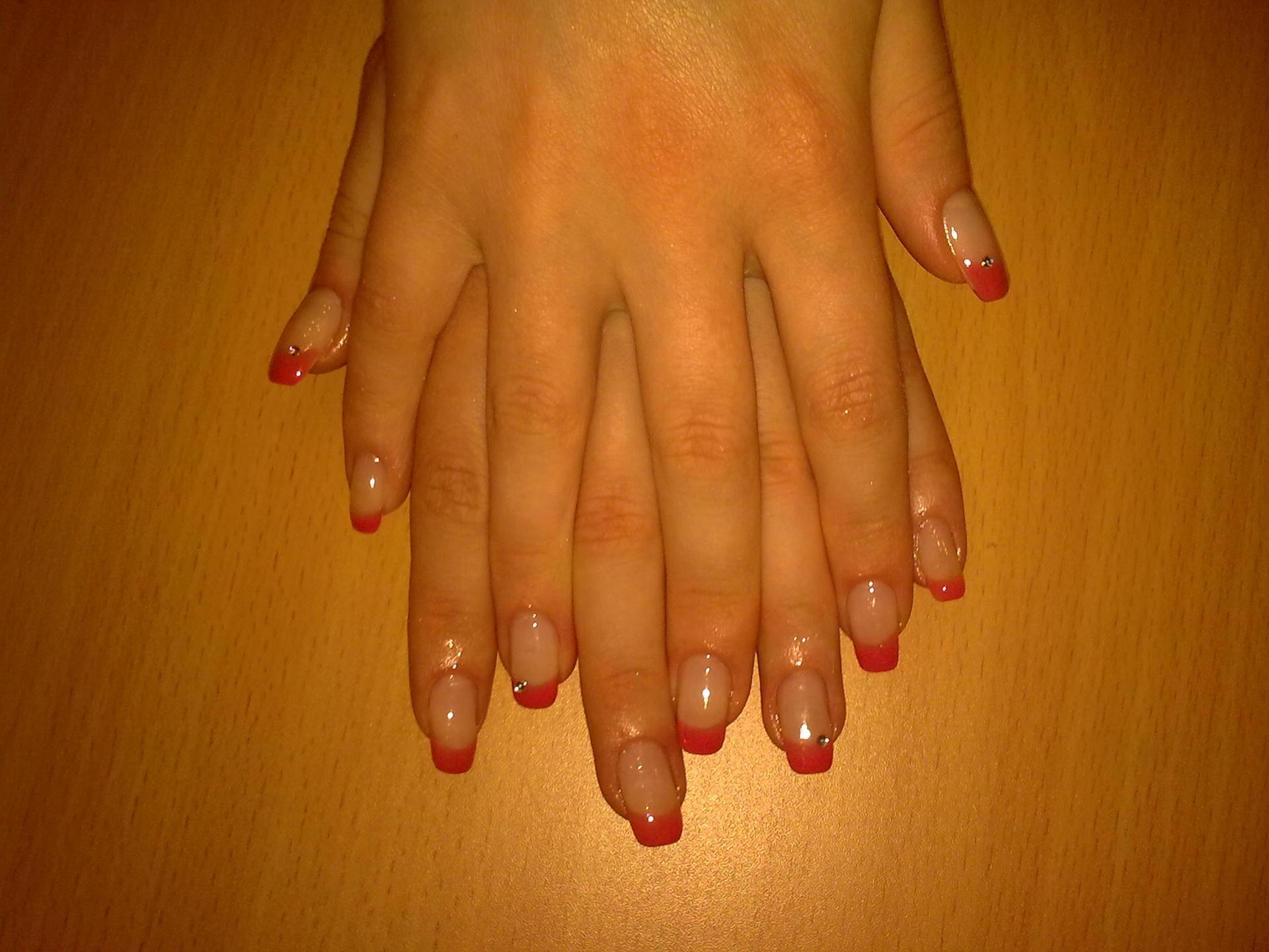 Фото ногти у подростков
