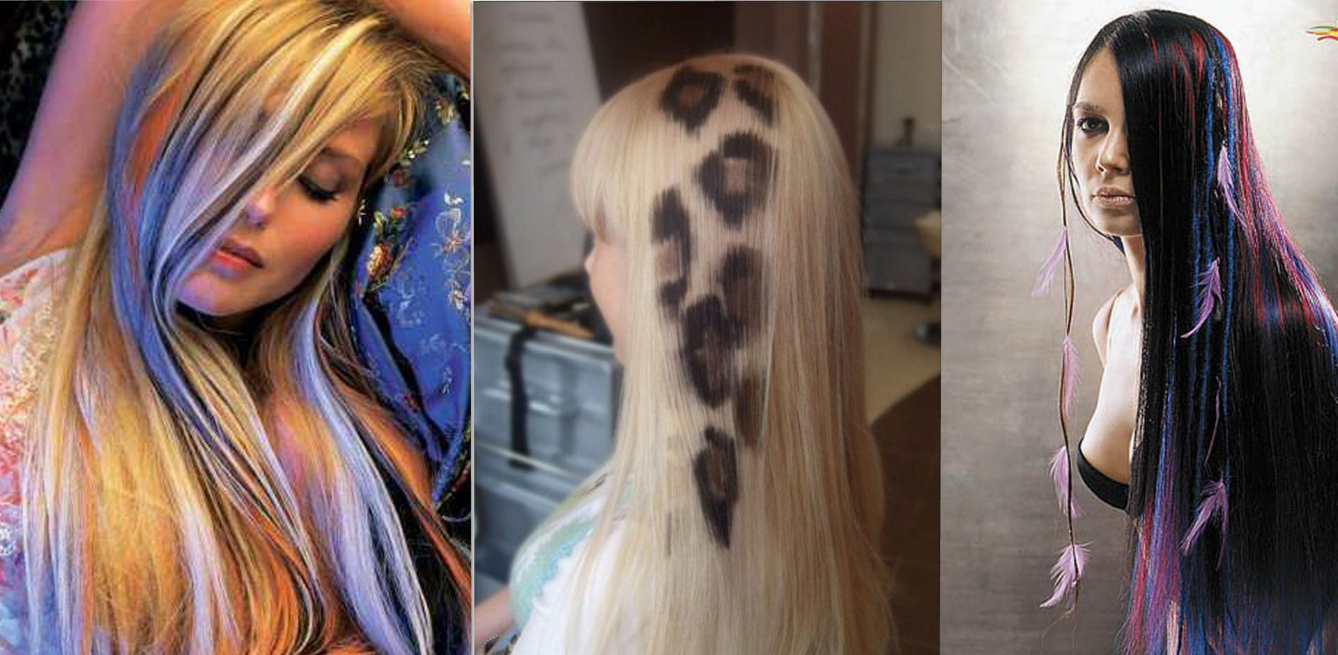 Пряди на волосах своими руками 57