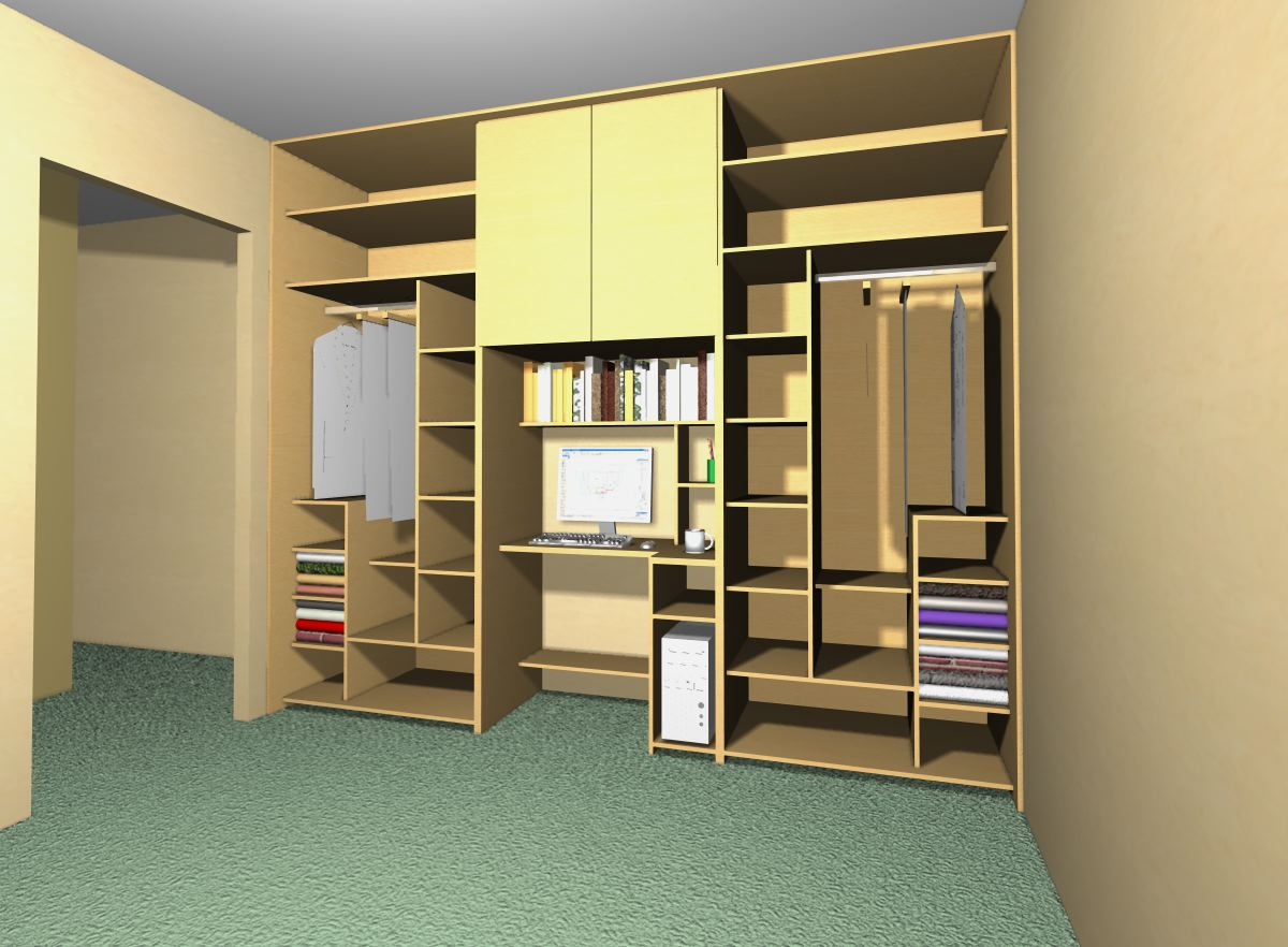 Изготовление мебели для балконов и лоджий на заказ фото и