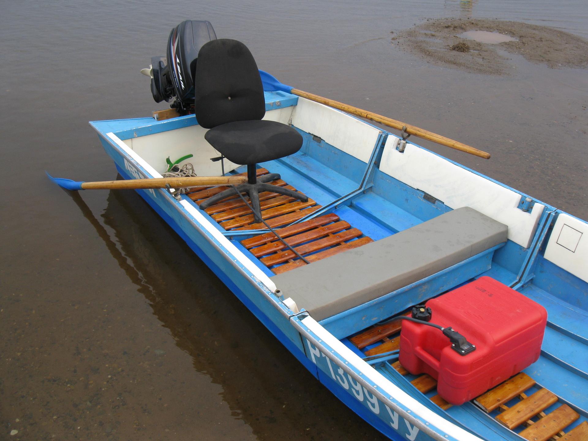 Сборка лодок 2