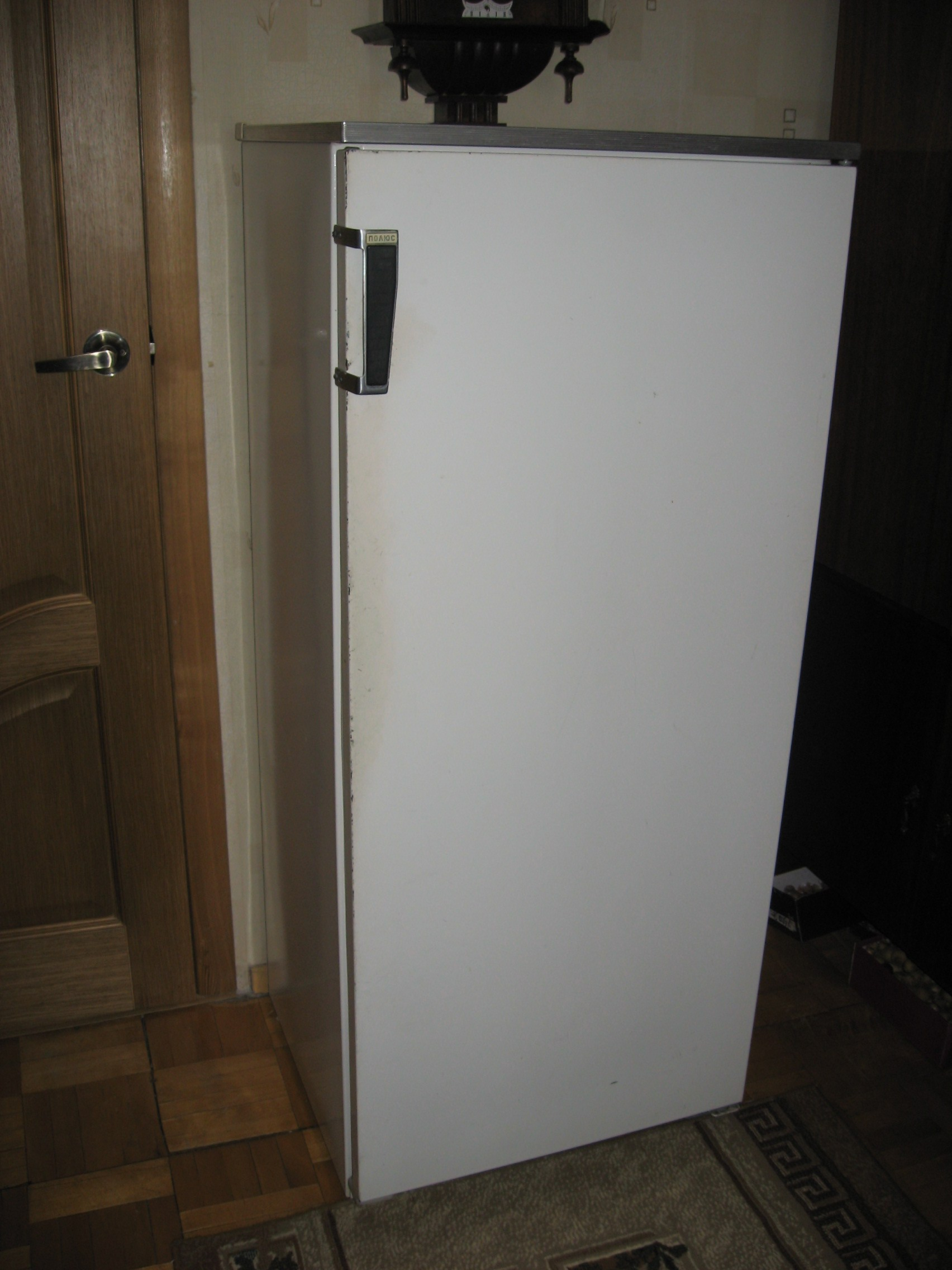 фото полюс холодильник