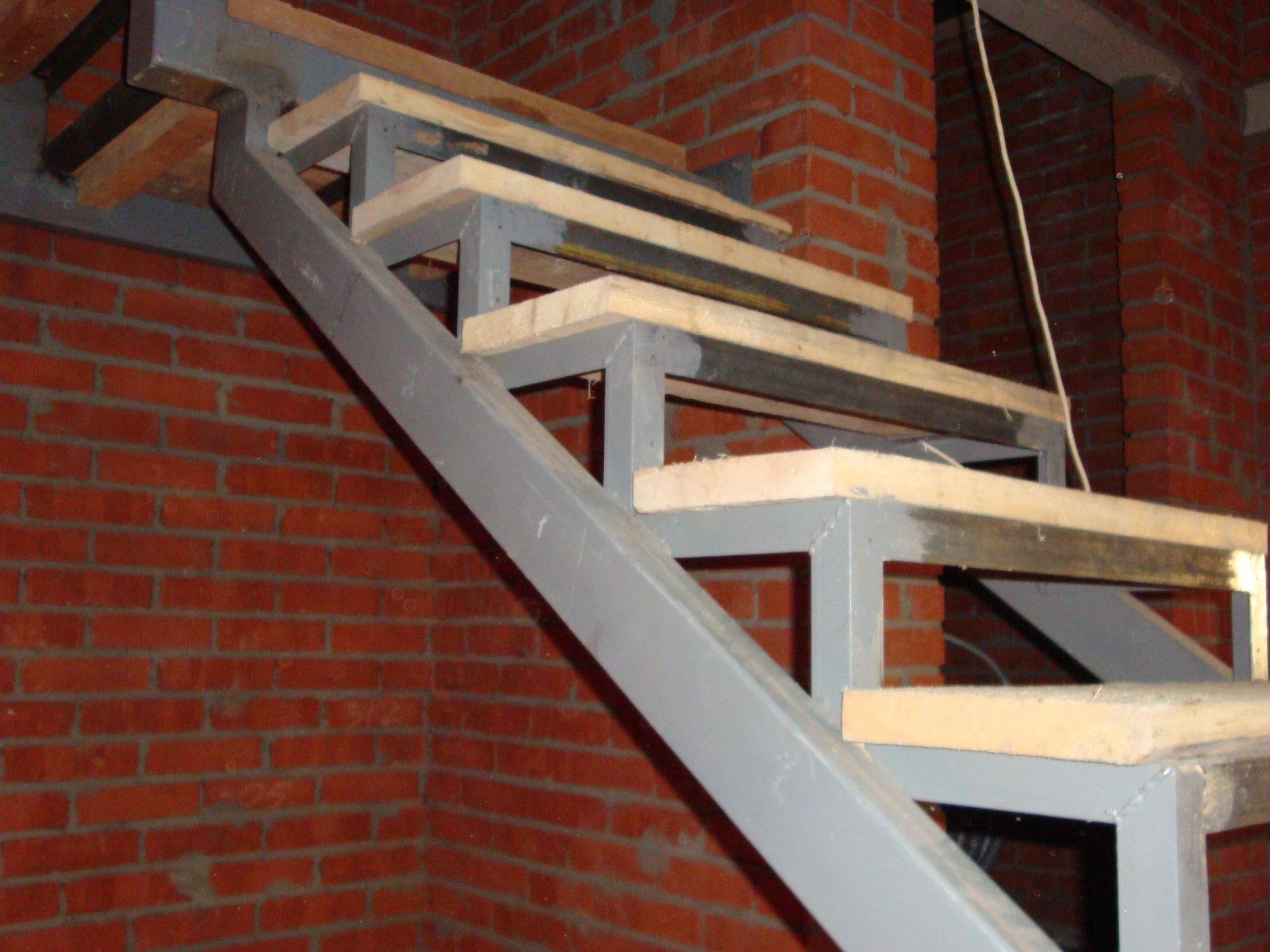 Варить лестницу своими руками
