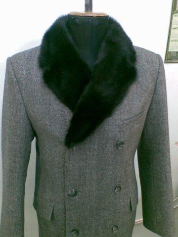 Переделать пальто мужского своими руками