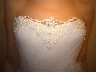 Чистка свадебных платьев за 1230 рублей