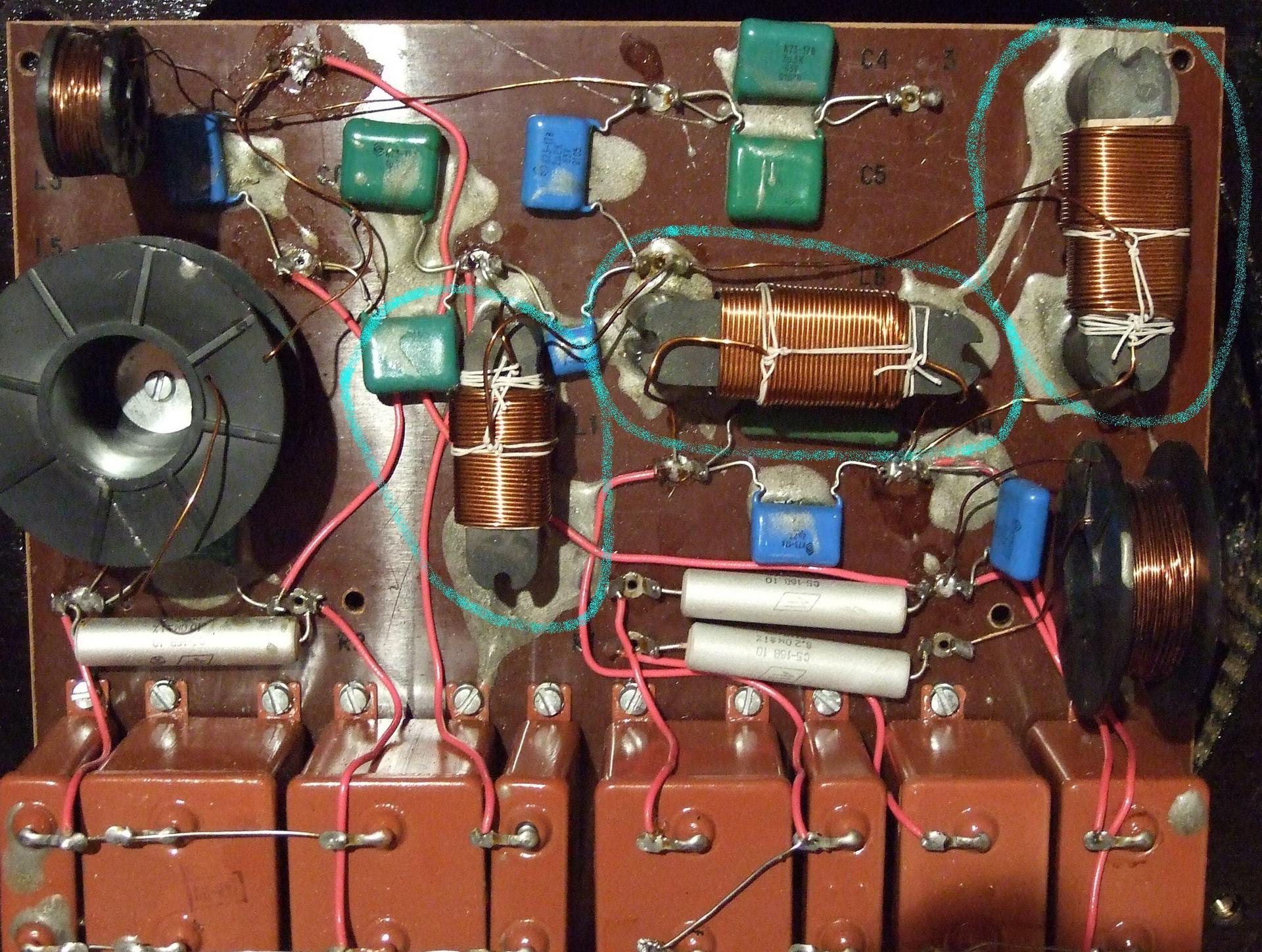 Орбита 35ас-016 схема фильтра