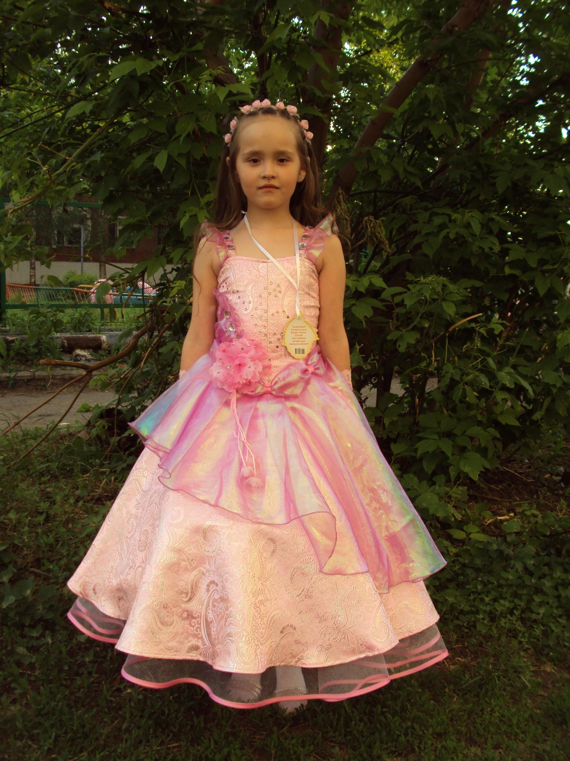 Купить Платье На Выпускной В Детский Сад В Нижнем Новгороде