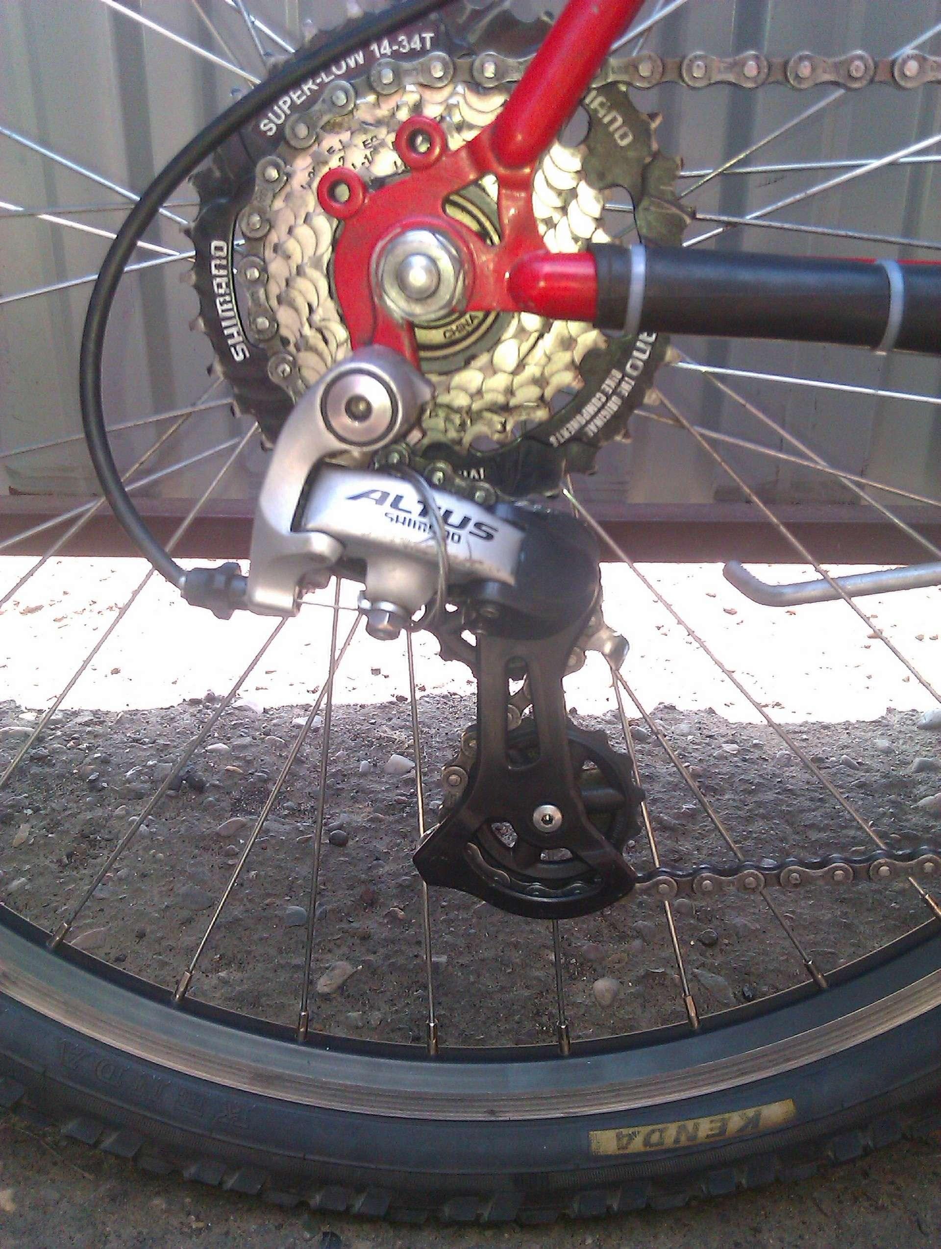 Ремонт велосипеда стингер своими руками заднее колесо 75