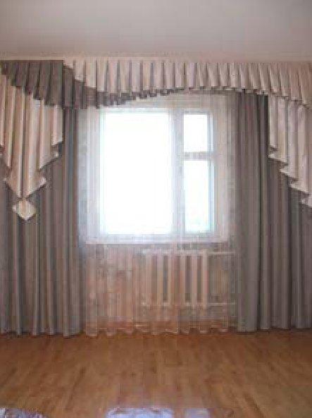 Делаю шторы своими руками