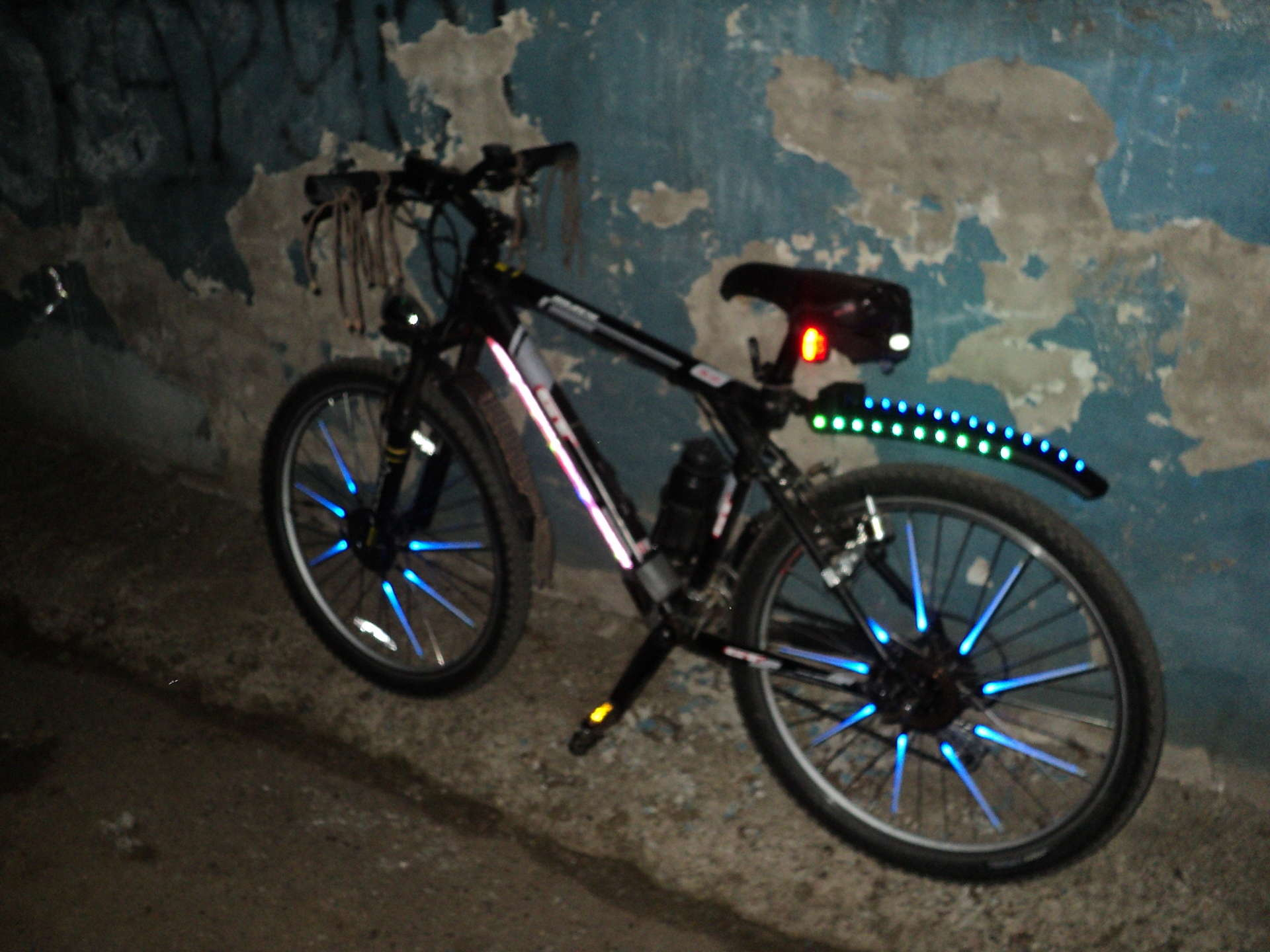 Тюнинг для велосипеда своими 41
