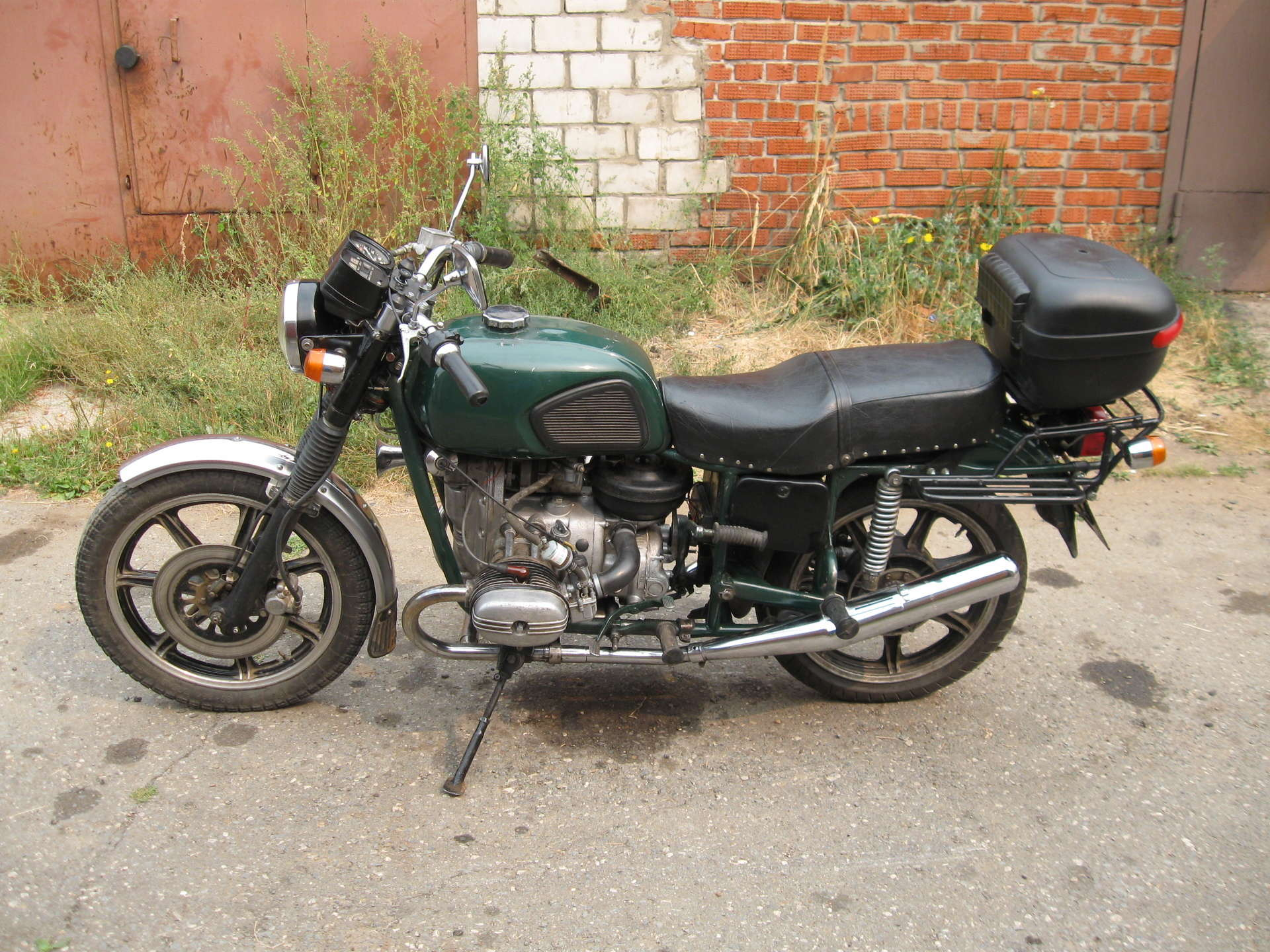 Мотоцикл Урал в оренбурге бу #11