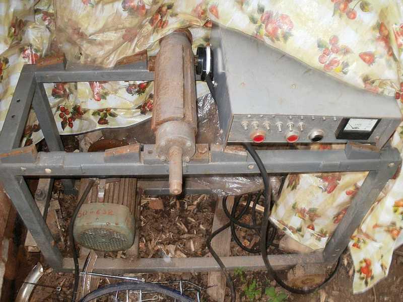 Самодельные деревообрабатывающие станки своими руками 6