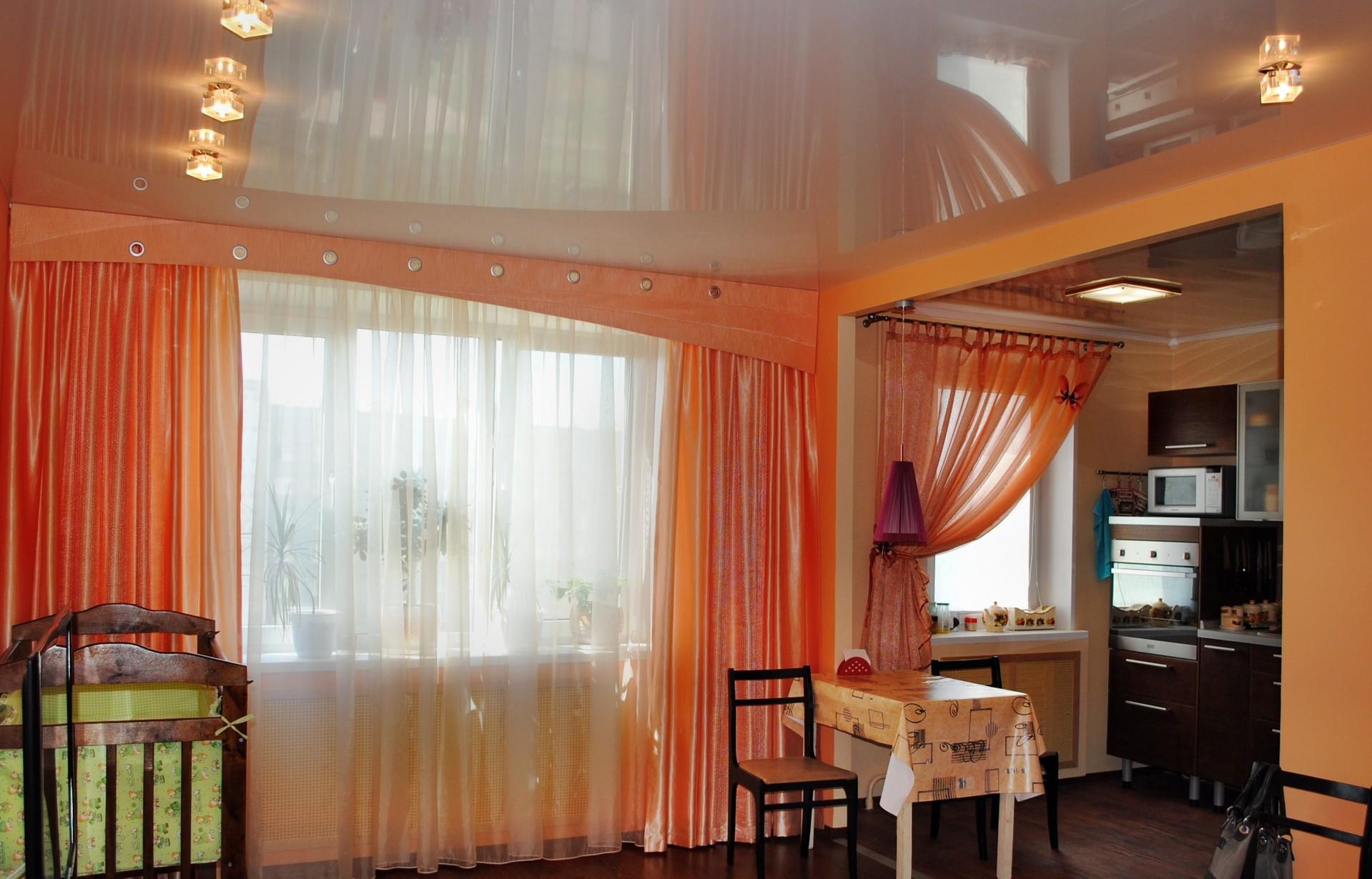 Дизайн совмещенная кухня с гостиной 22 квм
