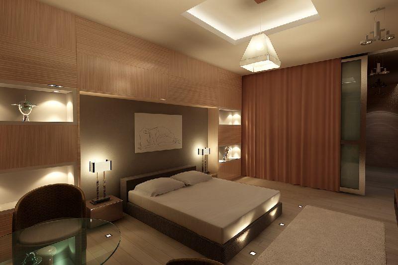 Квартира 7 дизайн интерьера спальни