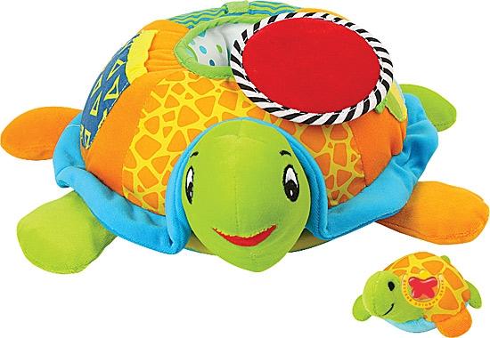 """Развивающая игрушка Lider Kids """"Черепаха"""": цена, описание, технические характеристики"""
