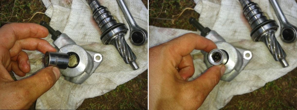 Рулевая рейка ниссан ремонт своими руками