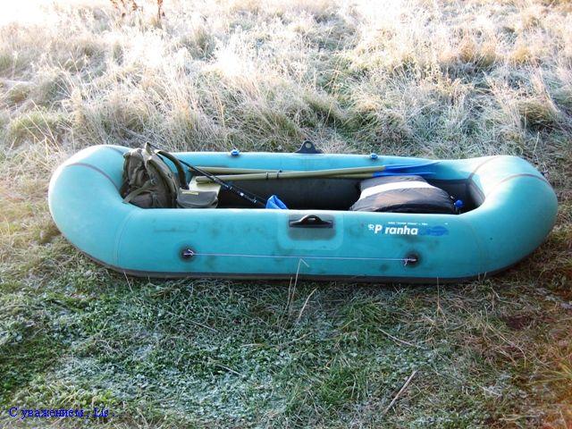 резиновая лодка пиранья фото