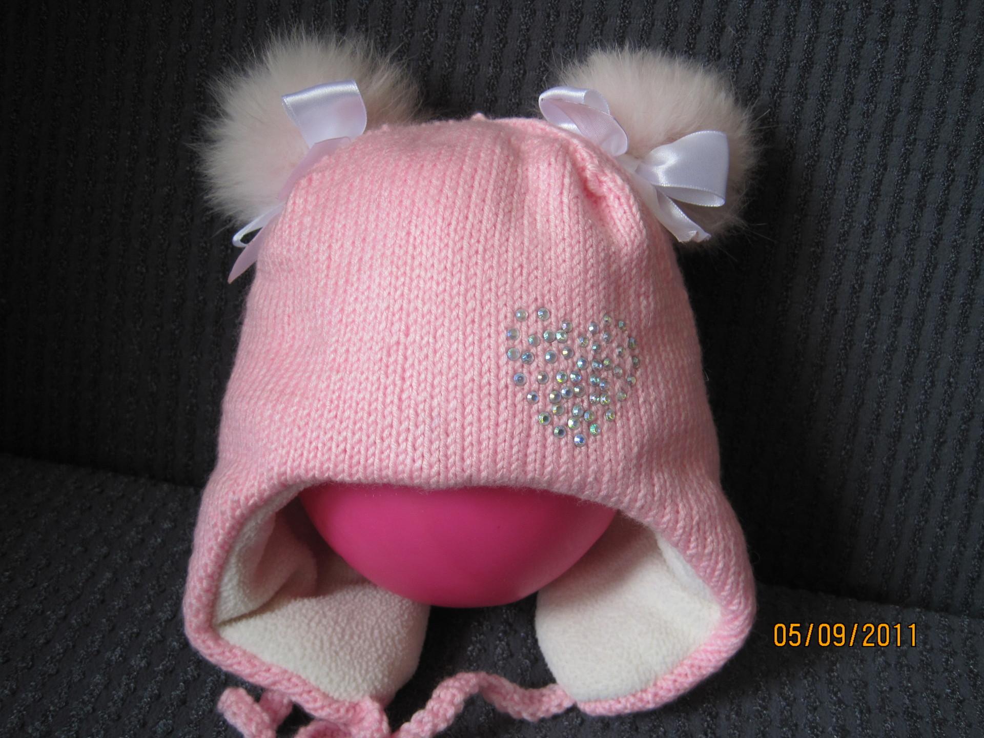 Сколько стоит связать детскую шапку на заказ