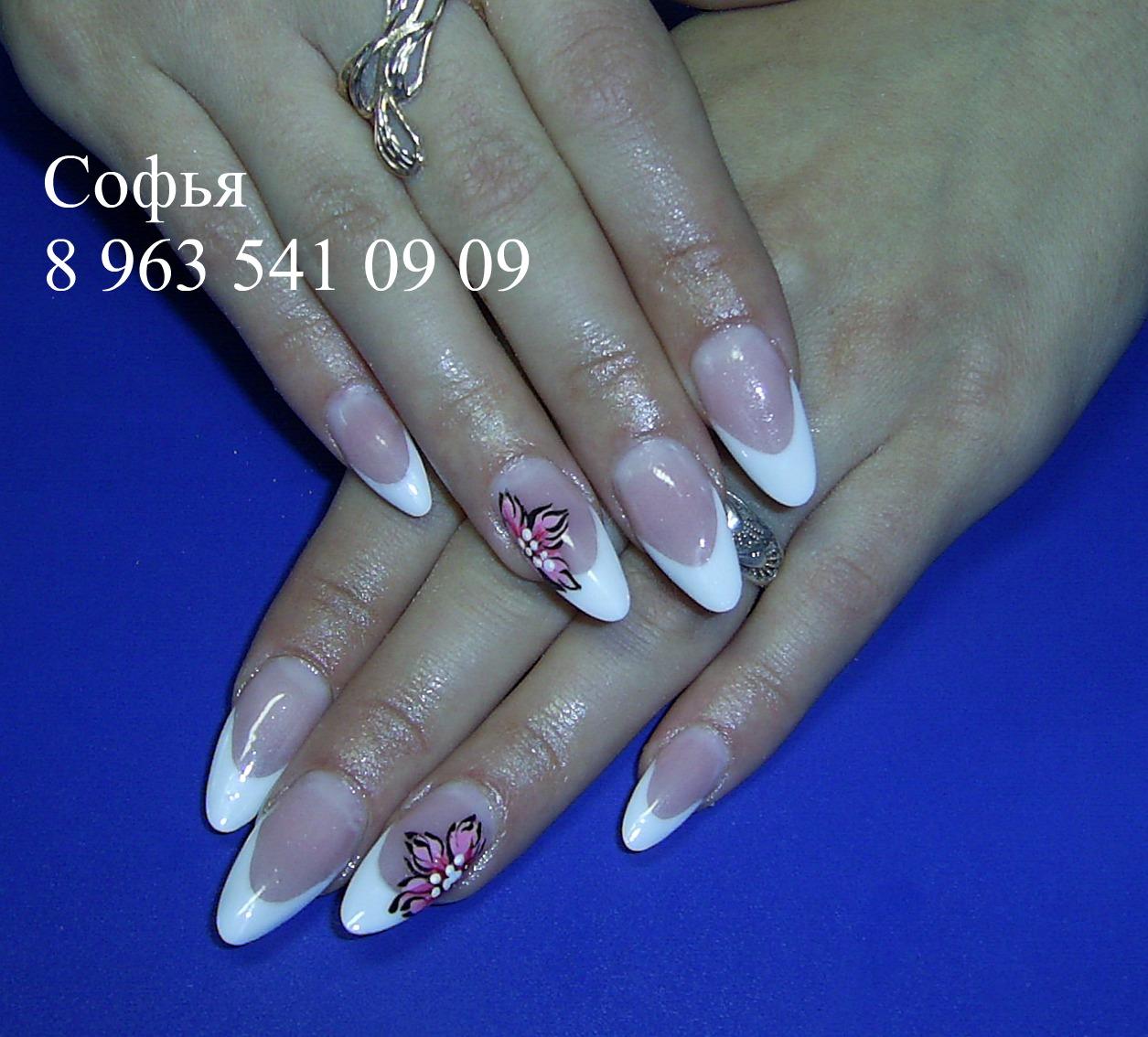 Дизайн ногтей фотогалерея работ