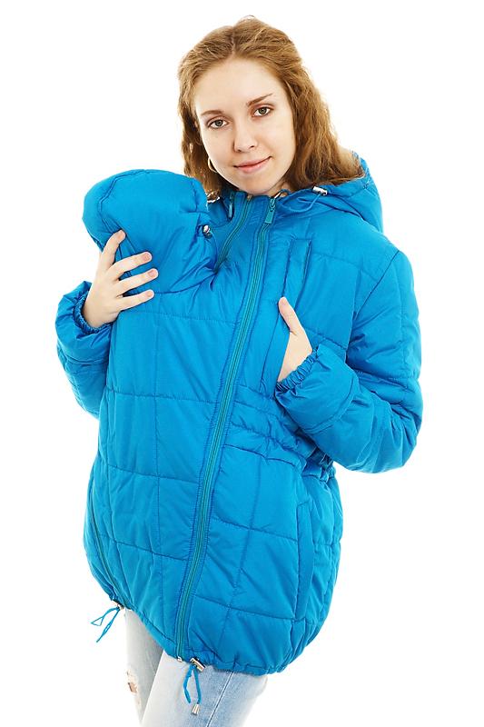 Слинговставка в куртку для беременных 81