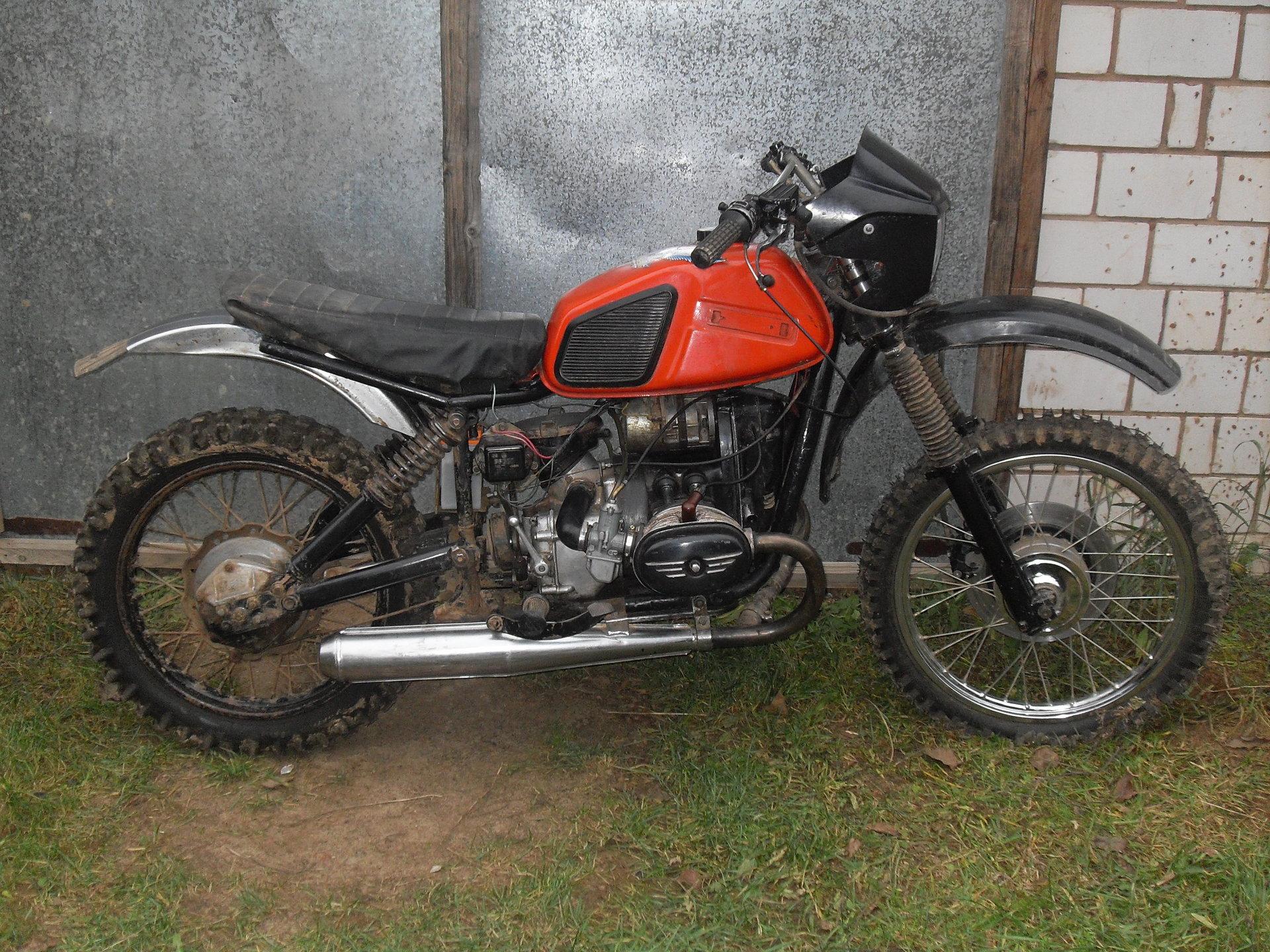 Кросс мотоциклы 18