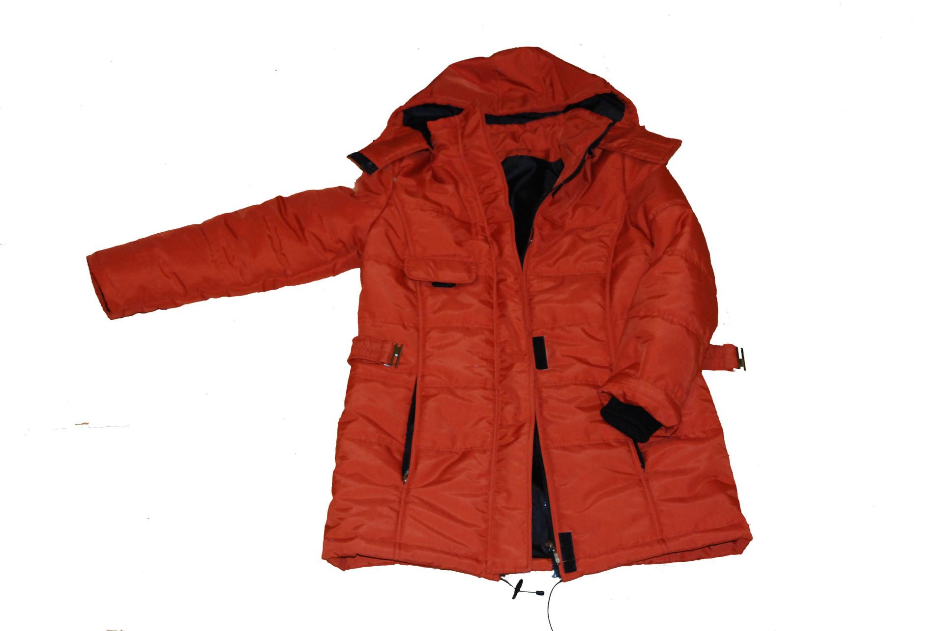 Теплая женская куртка сшить