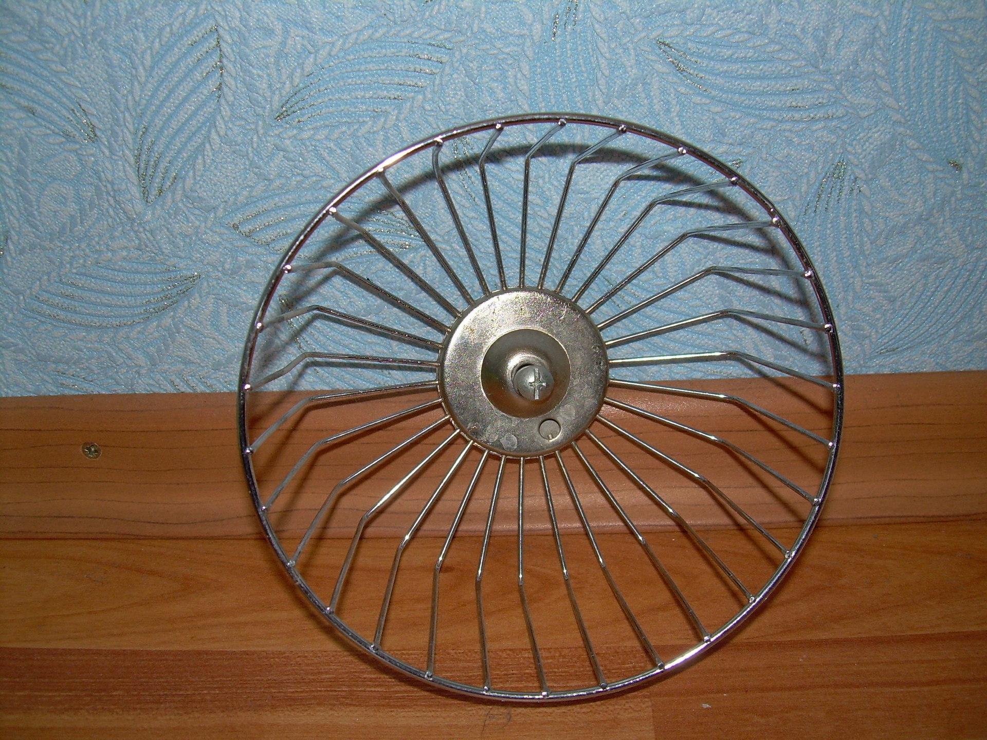 Беговое колесо своими руками
