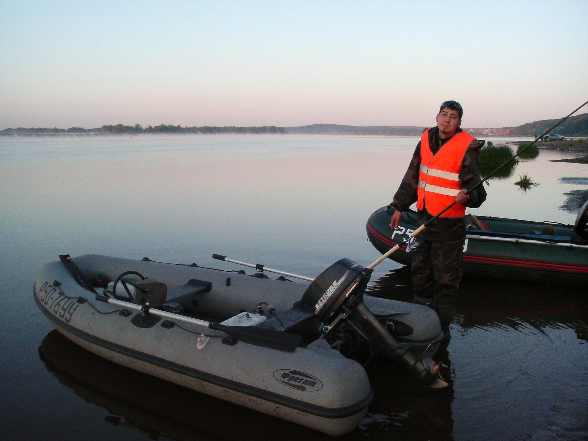 лодка для рыбалки без мотора