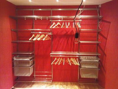 Встроенный шкаф купе своими руками леруа мерлен