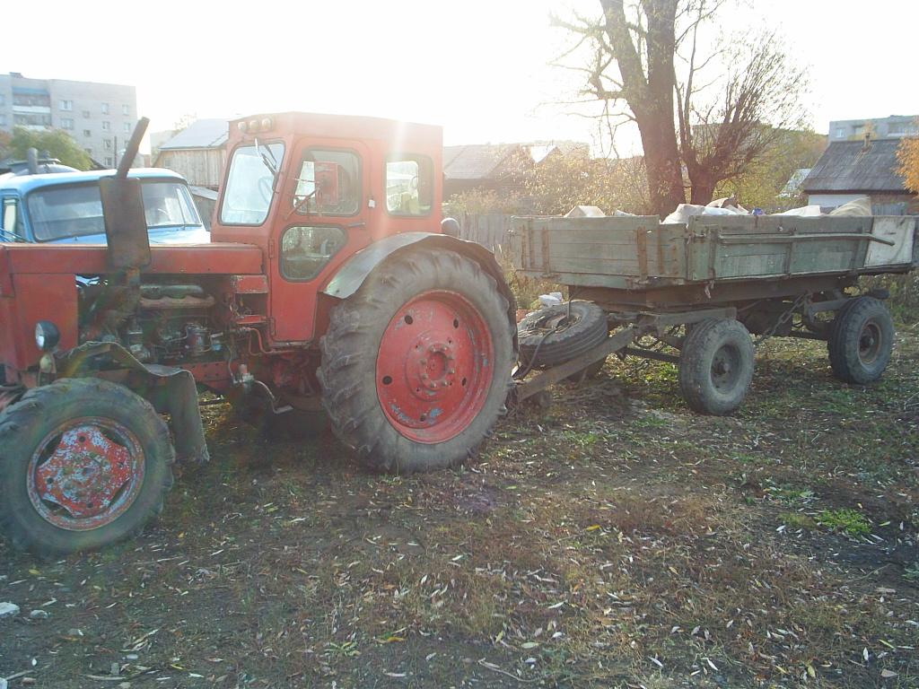 Продажа тракторов Липецкий Трактор ЛТЗ, купить трактор.