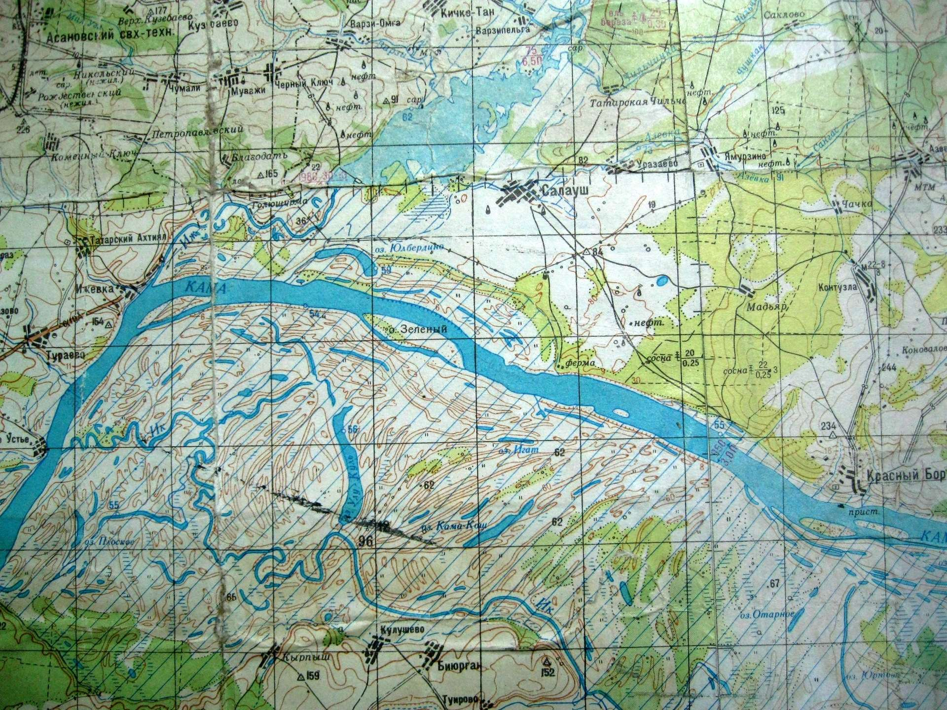 соликамский район места для рыбалки