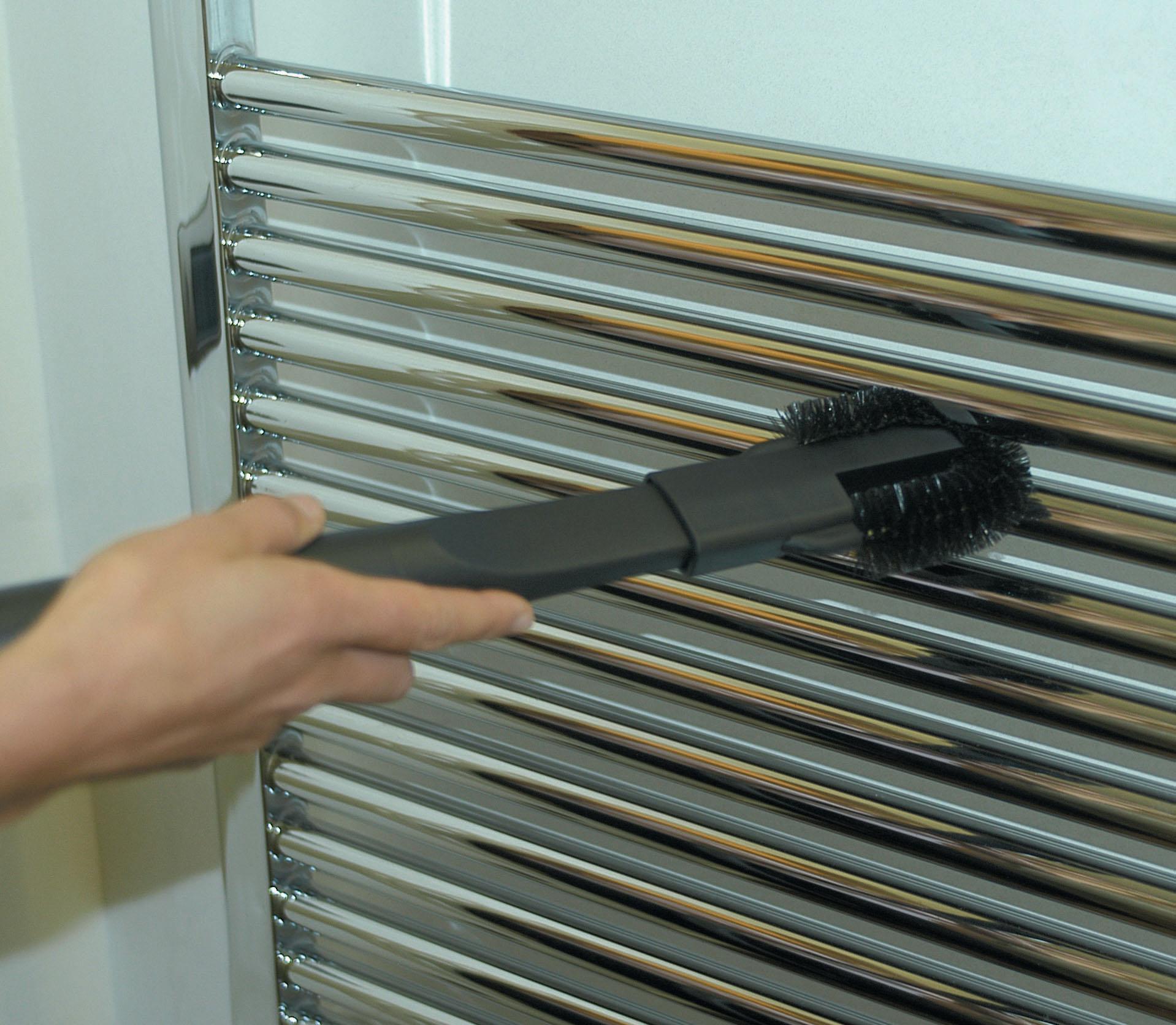 Помыть радиаторы