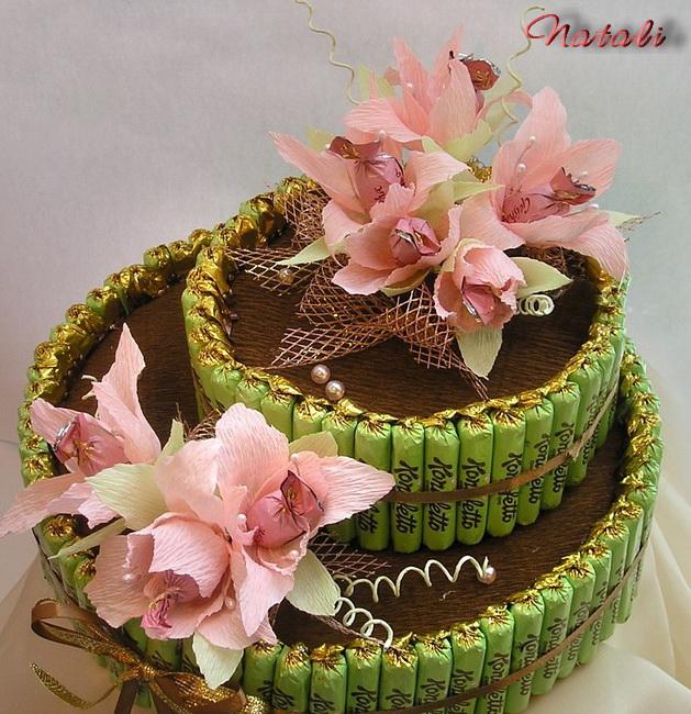 Свит-дизайн мастер классы с пошаговым фото торты