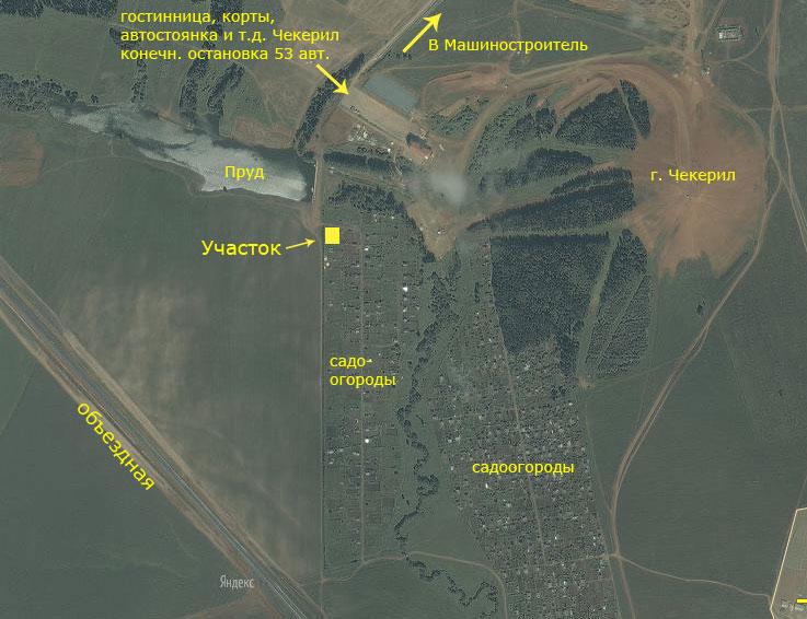 технологии купит участок земли в ижевске район чекерил также учитывать, что
