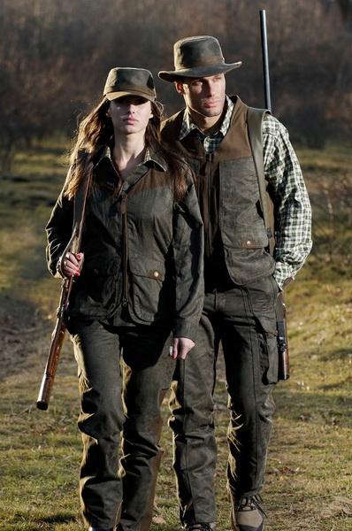 Охотничья Одежда