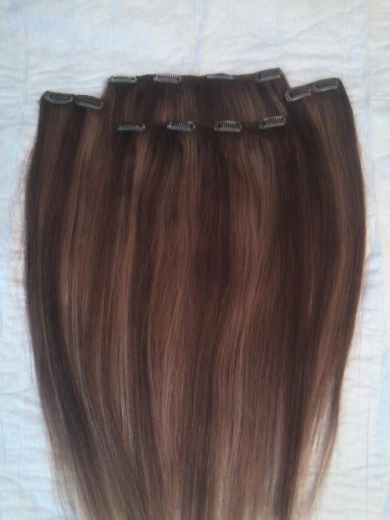 Купить волосы на заколках москва