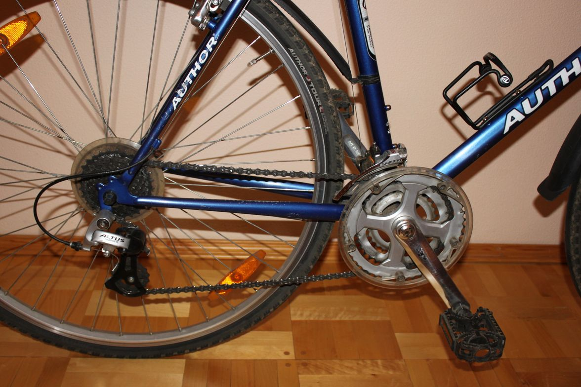 велосипед аутор компакт купить производства полного
