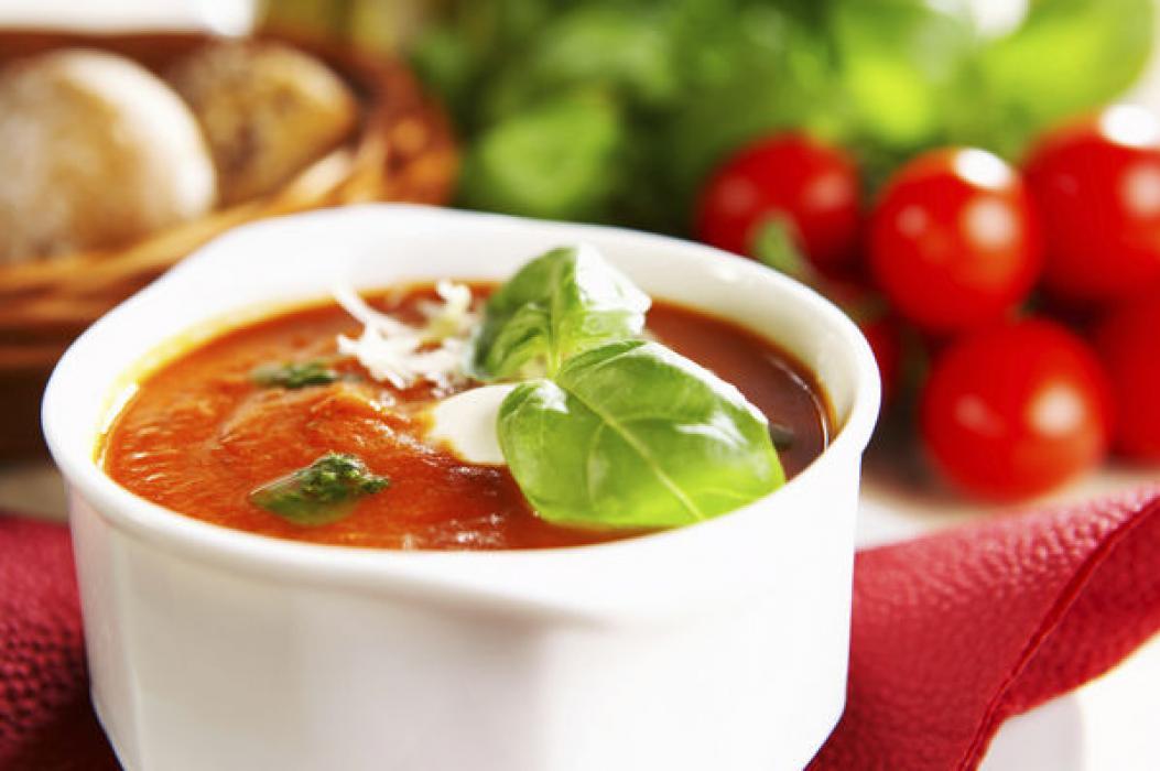 Суп в духовке 2