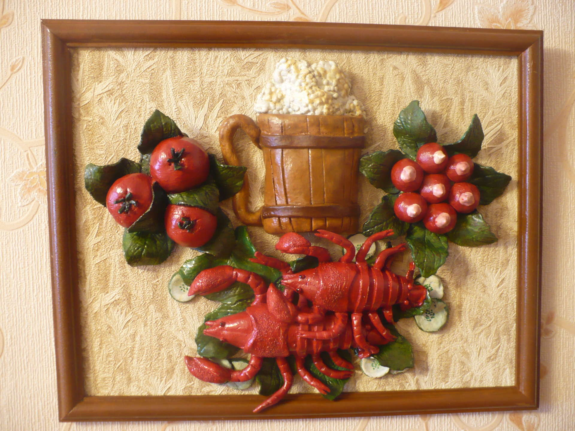 Картины для кухни своими руками страна мастеров 39