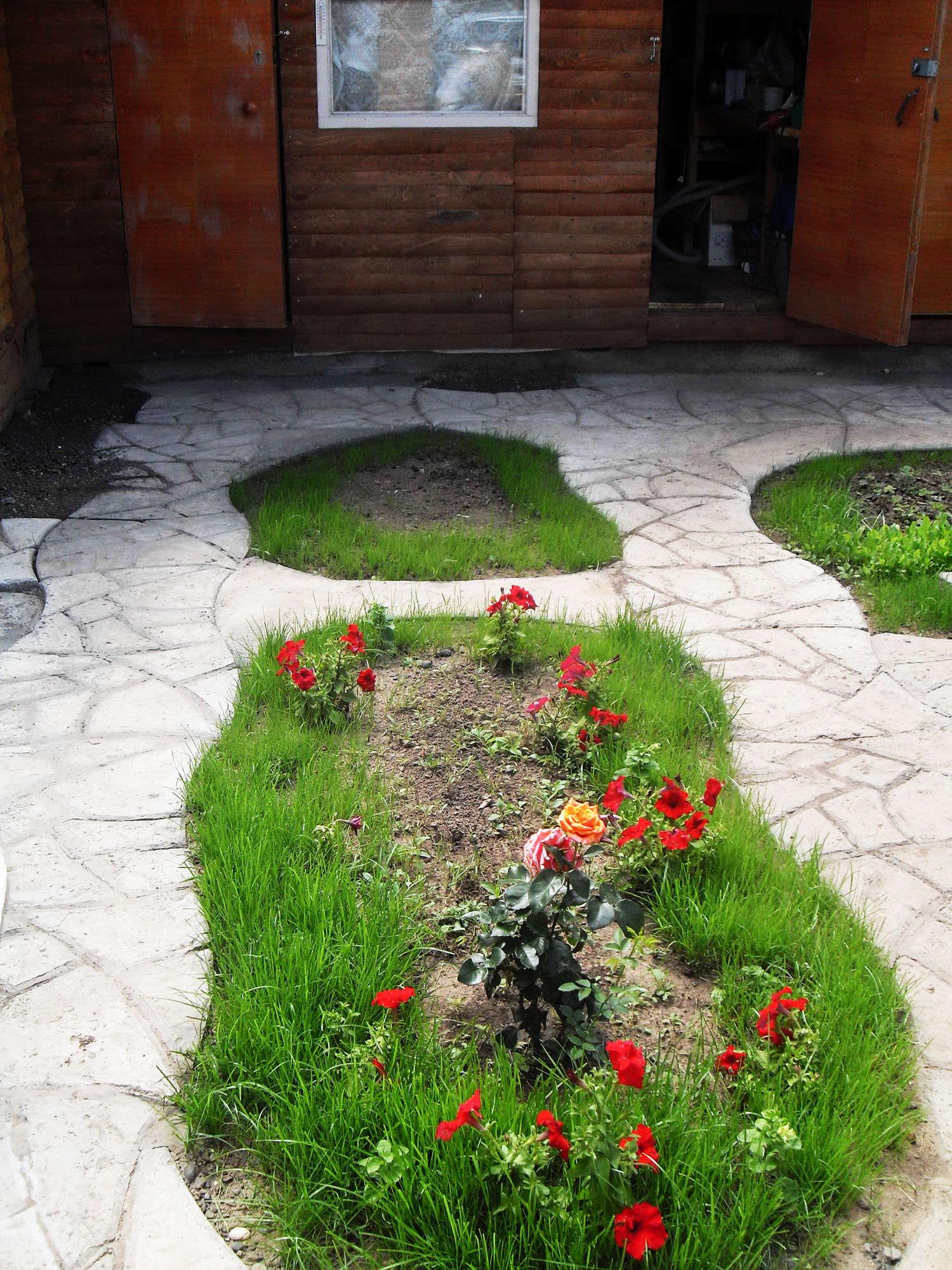 Интересные идеи для огорода фото
