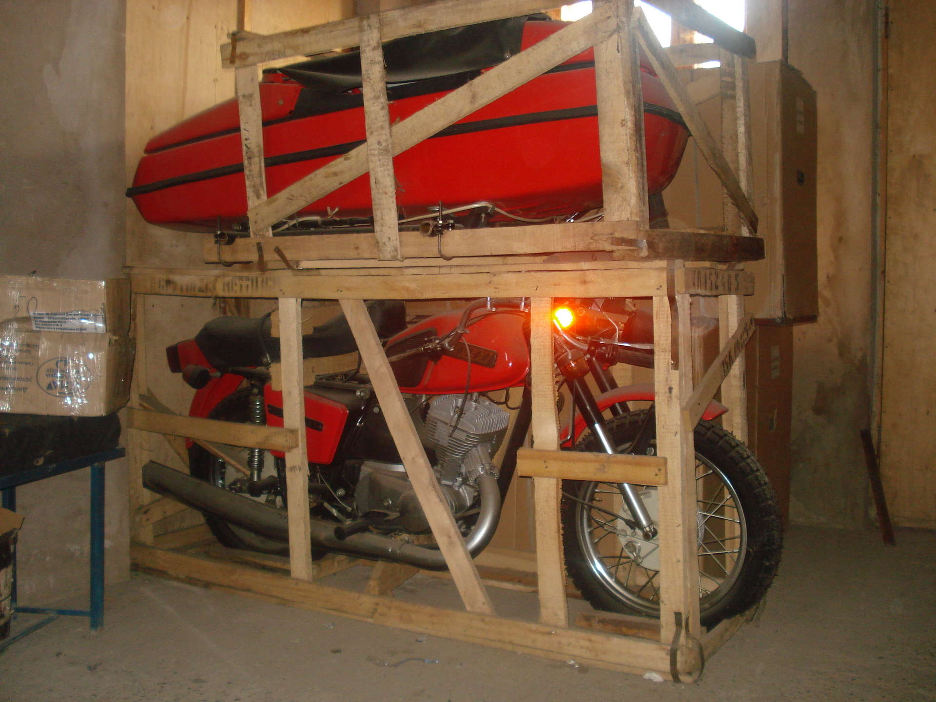 Фотоотчет: Ремонт сцепления мотоцикла «Иж-Планета», «Иж ...