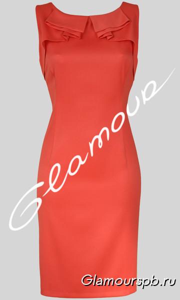 Платье из габардина своими руками