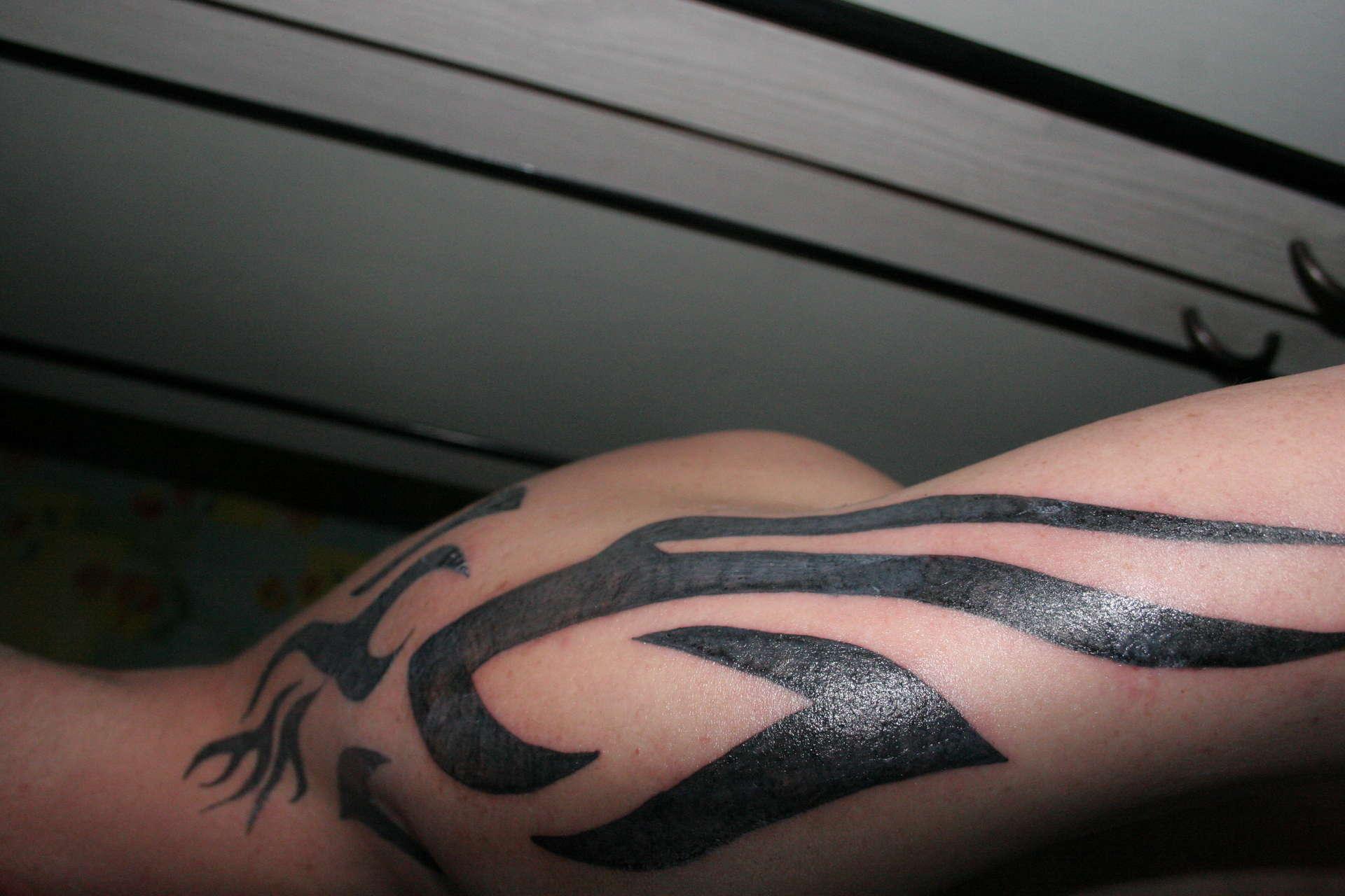 Фото татуировки из от заката до рассвета