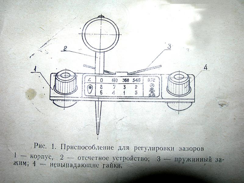 Ваз 2107 регулировка клапанов своими руками