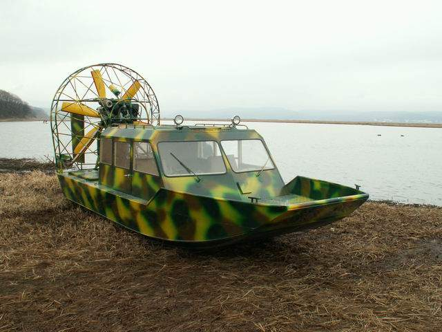 аэроприводы к лодкам