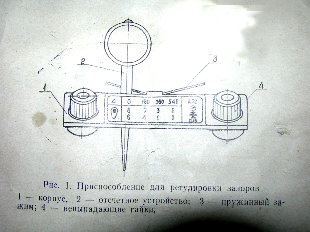 Приспособление для регулировки клапанов ваз 2108 своими руками