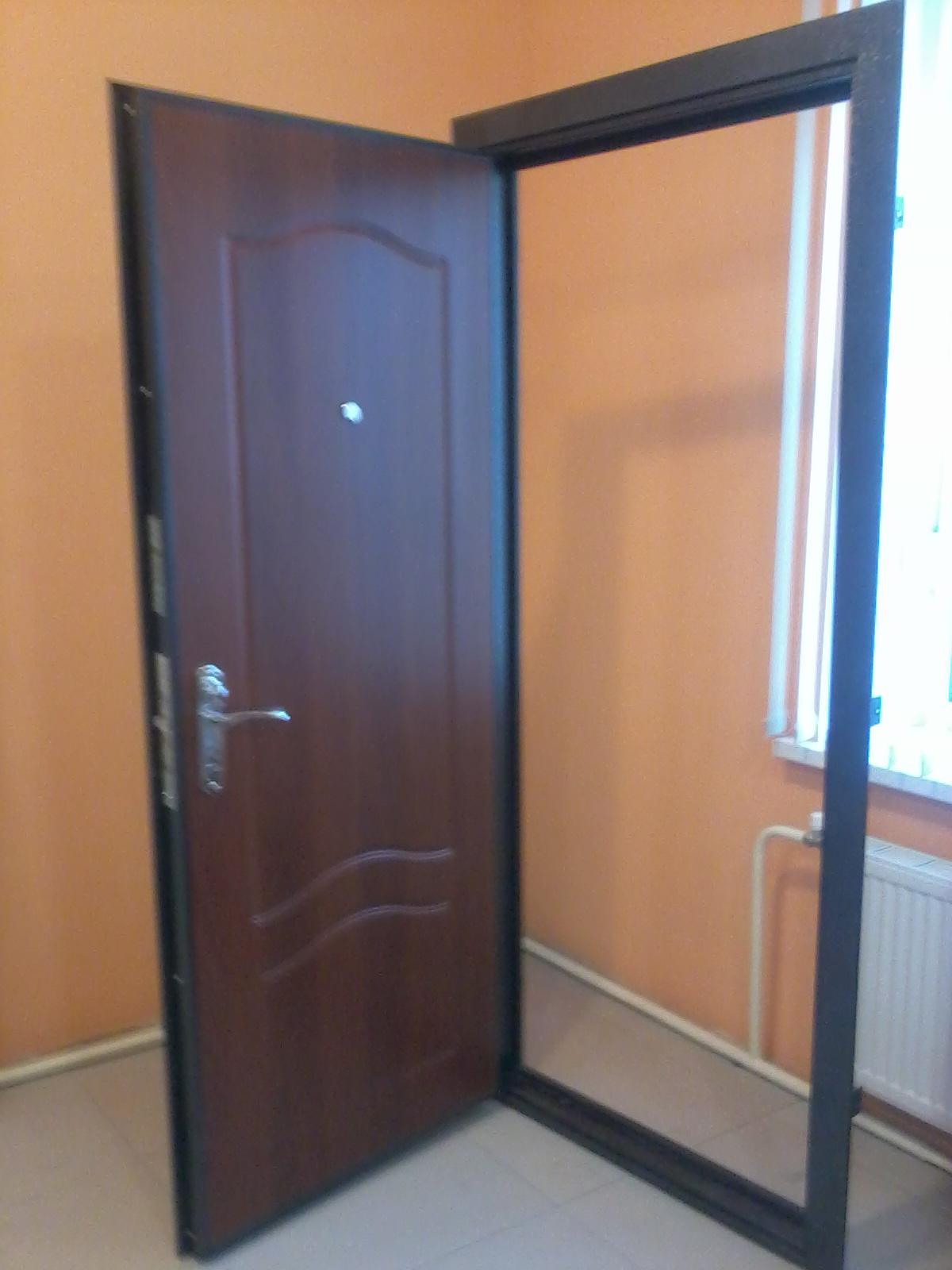 стальные двери н 2