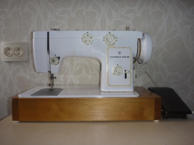 швейная машинка чайка 142м инструкция видео - фото 10