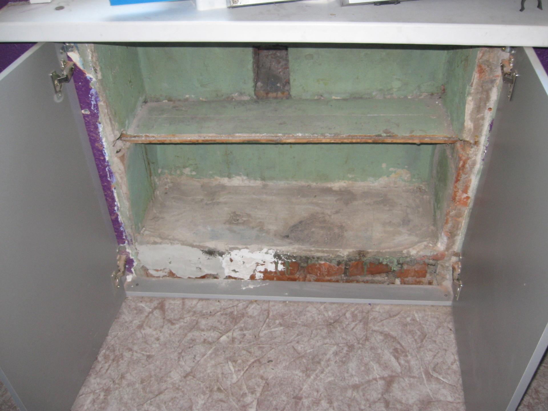 Хрущевский холодильник переделка поэтапно
