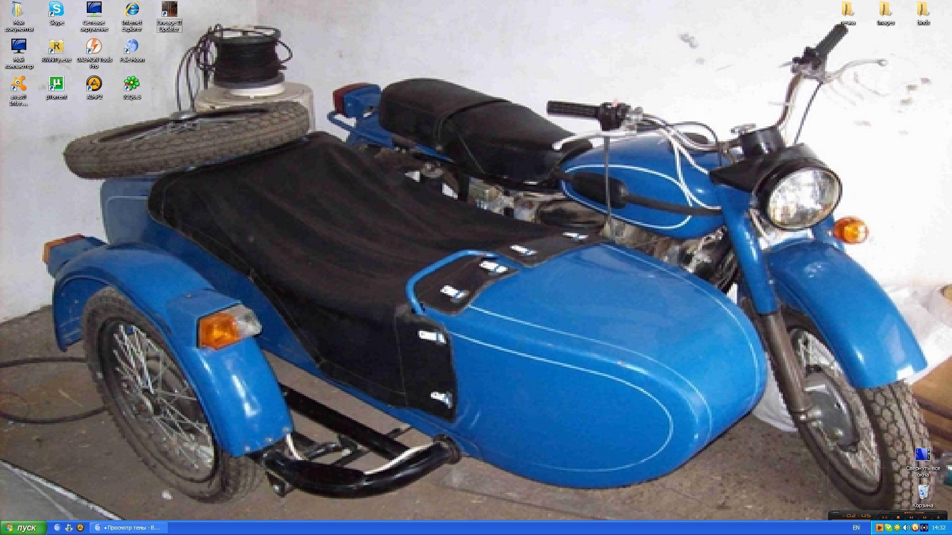 Мотоцикл Урал курганская область #9