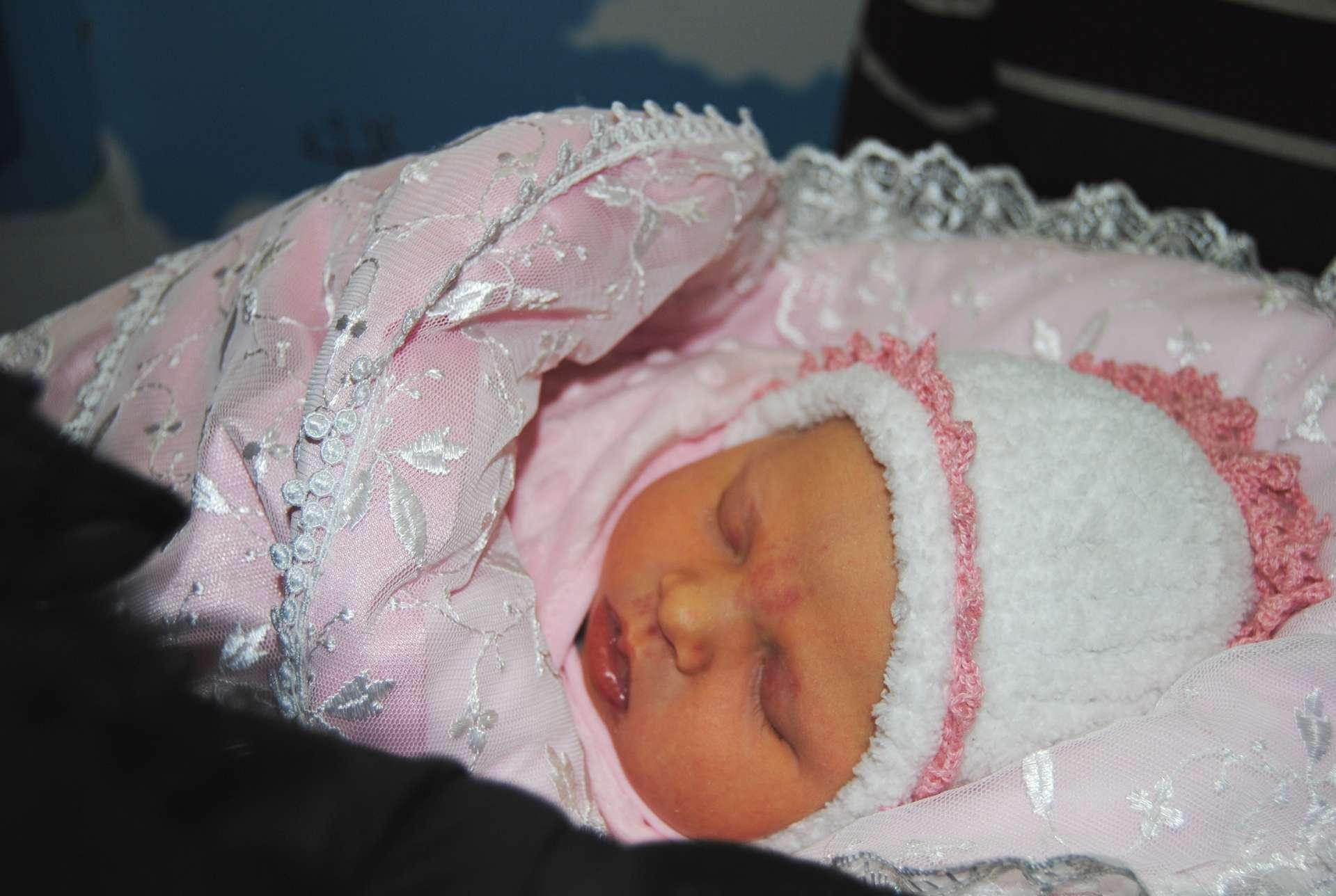 Фото ребенка рожденного на 35 неделе беременности